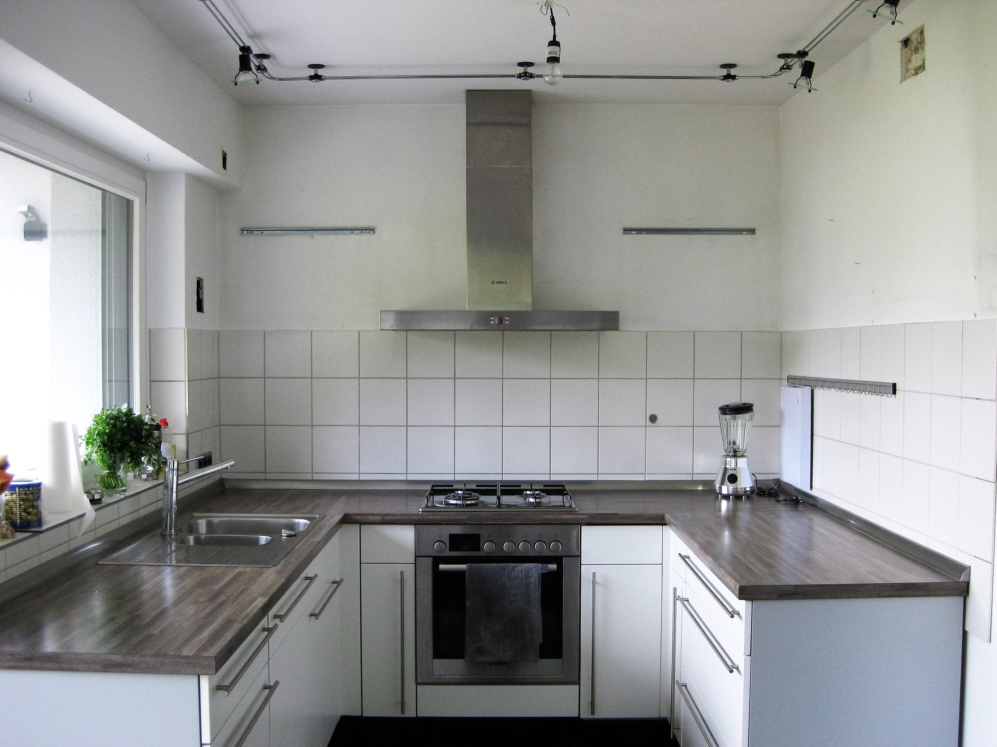 Leere Küche_Hausfrauenmethode
