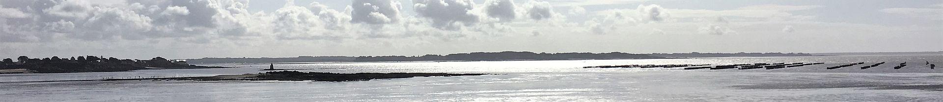 Austernbänke Bucht von Biscaya